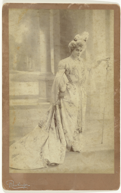 Mlle. Alda dans Manon