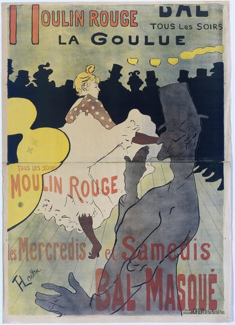 Moulin-Rouge (La Goulue)
