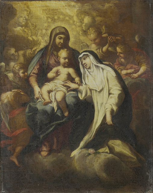 Mystical Marriage of Saint Rosa of Lima