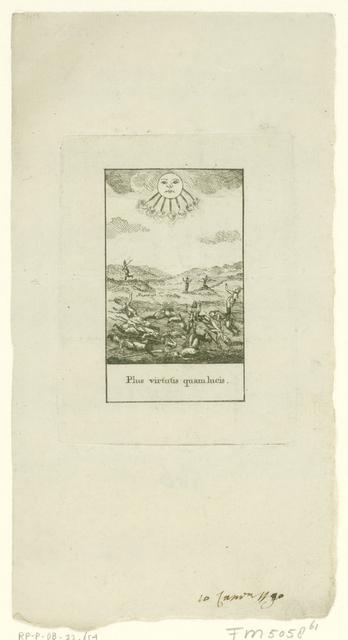 Oostenrijkse soldaten sneuvelen onder de zon