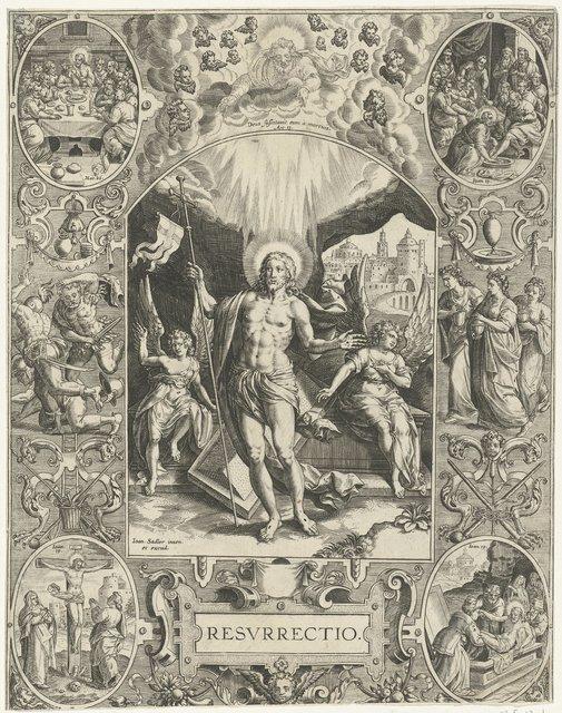 Opstanding van Christus: Pasen