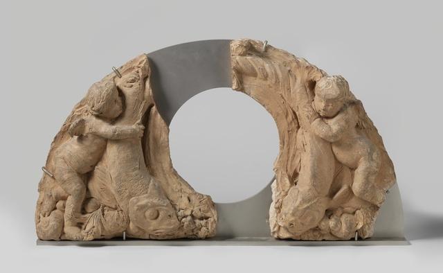 Overdoor of the Thesaurie Ordinaris (Treasury)