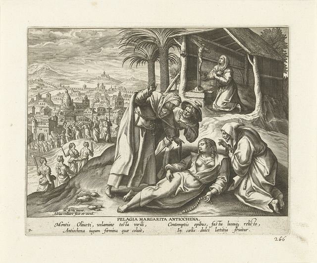Pelagia Margareta van Antiochië