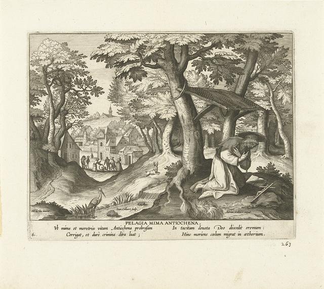 Pelagia Mima van Antiochië