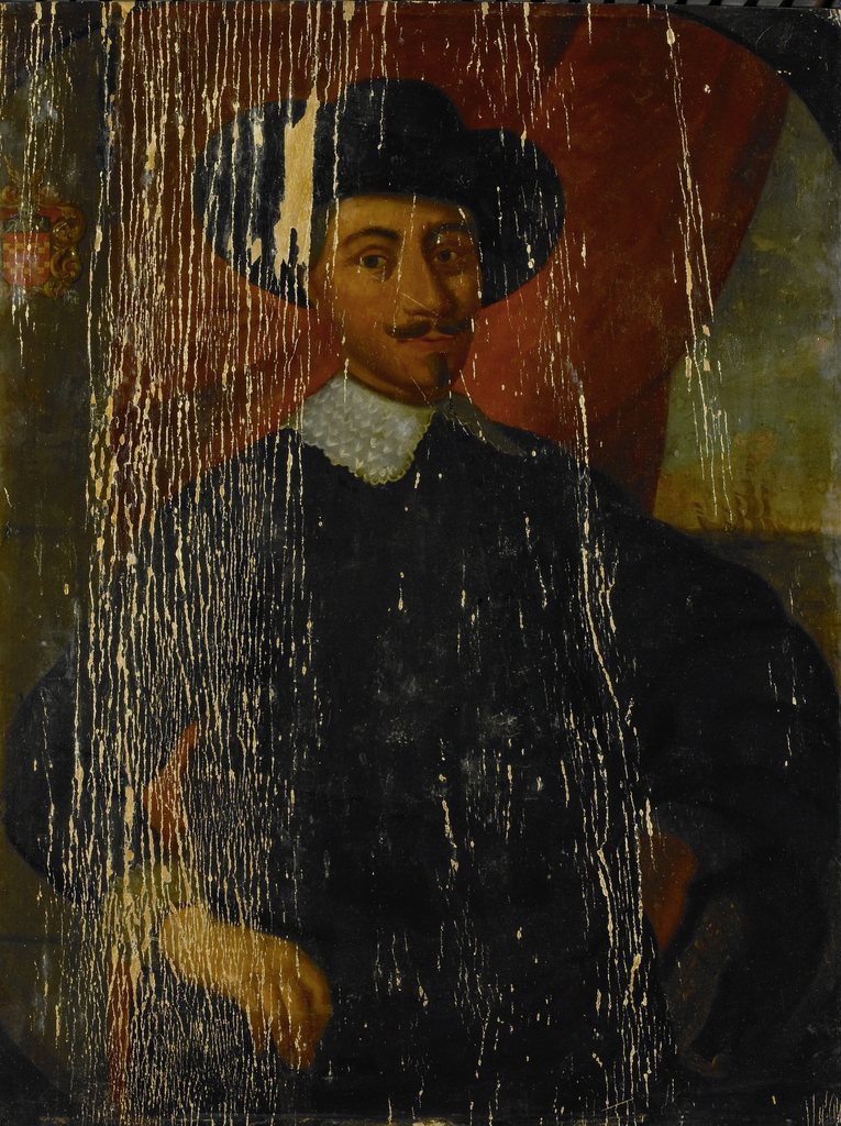 Portrait of Antonio van Diemen, Governor-General of the Dutch East Indies