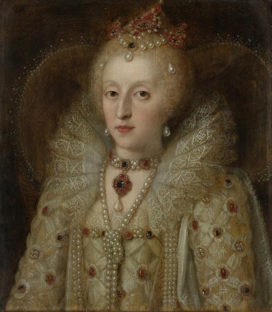 Portrait of Elizabeth I, Queen of England