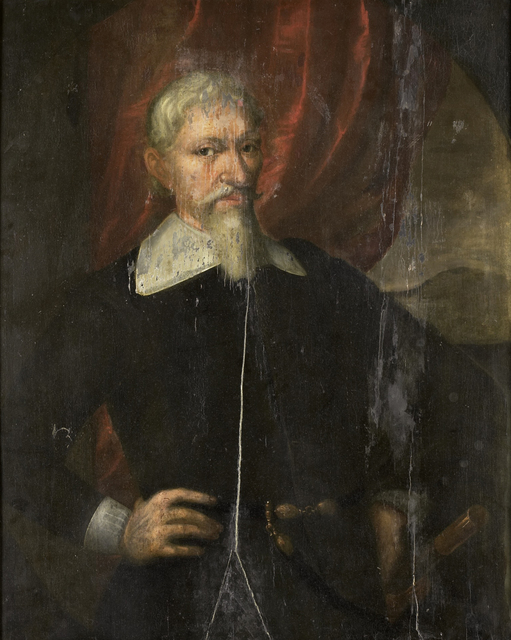 Portrait of Hendrik Brouwer, Governor-General of the Dutch East Indies