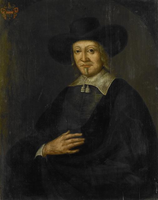 Portrait of Karel Reyniersz, Governor-General of the Dutch East Indies
