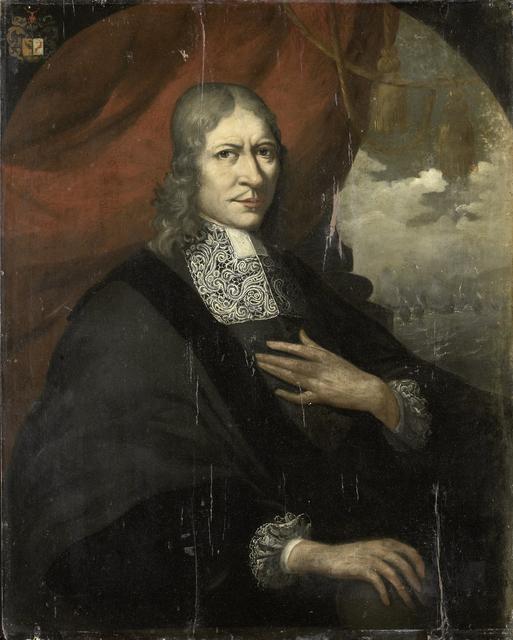 Portrait of Rycklof van Goens, Governor-General