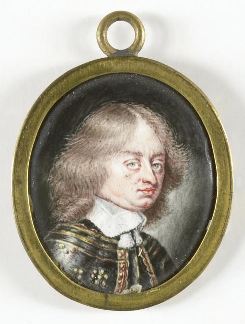 Portret van een man, misschien Louis II van Bourbon (1621-86), prins van Condé