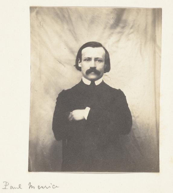Portret van Paul Meurice