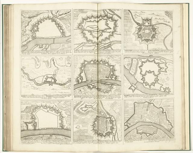 Schouwburg van den oorlog (blad XXX), ca. 1700-1710