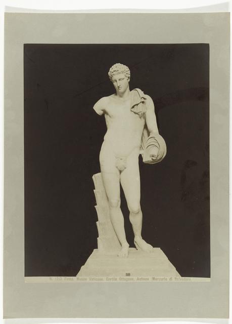 Sculptuur van Antinous van de Belvedere