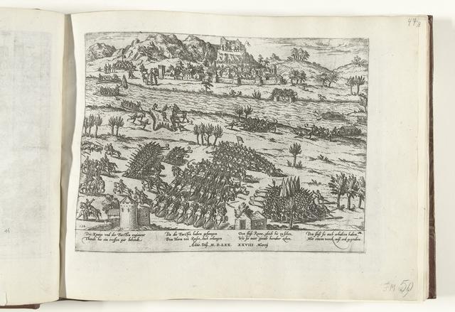 Slag bij de Rhône, 1570
