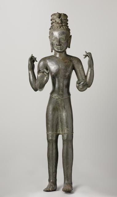 The bodhisattva Avalokiteshvara