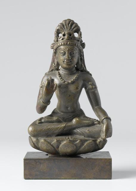 The bodhisattva Maitreya