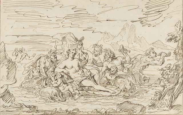 Triomf van Amphitrite