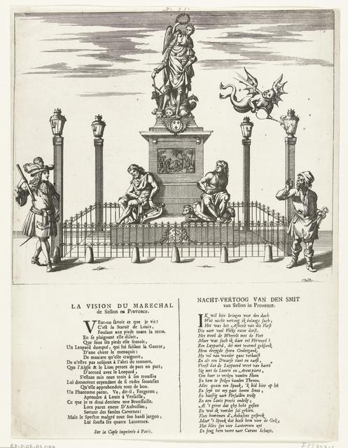Visioen van de smit van Sellon, ca. 1701-1713