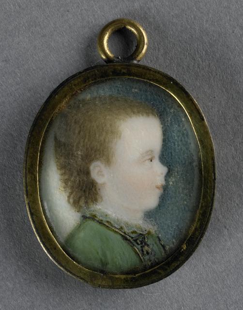 Willem George Frederik (1774-1799), prins van Oranje-Nassau. Zoon van Willem V en Wilhelmina van Pruisen, als kind