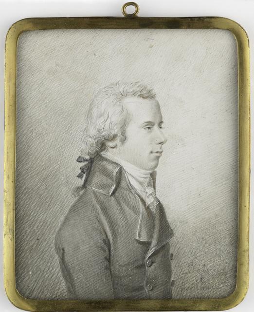 Willem George Frederik (Frederik; 1774-99), prins van Oranje-Nassau. Jongste zoon van prins Willem V