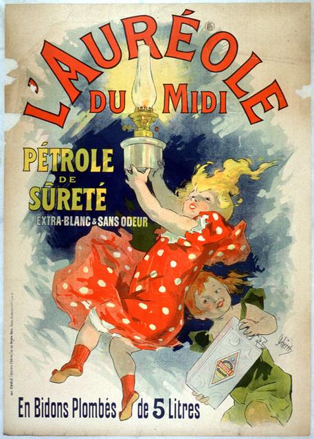 L'Auréole du Midi, pétrole de sûreté