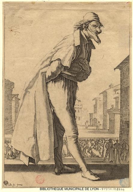 Le Pantalon ou Cassandre