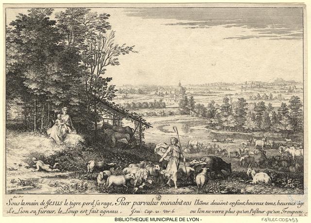 Isaïe, Jérémie et Ezéchiel - PICRYL Public Domain Image