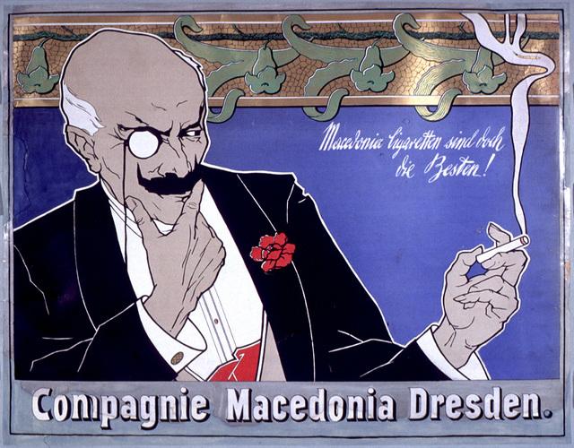 Macedonia cigaretten sind doch die Besten