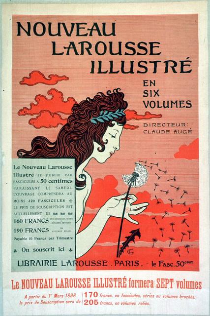 Nouveau Larousse illustré en six volumes