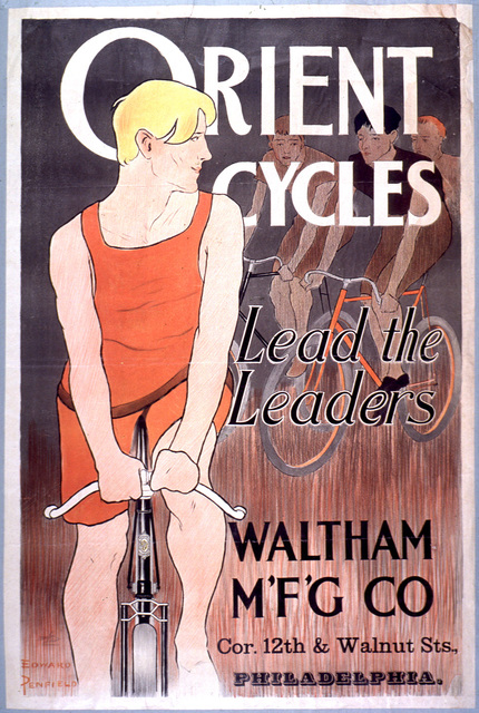 Orient Cycles, lead the leaders