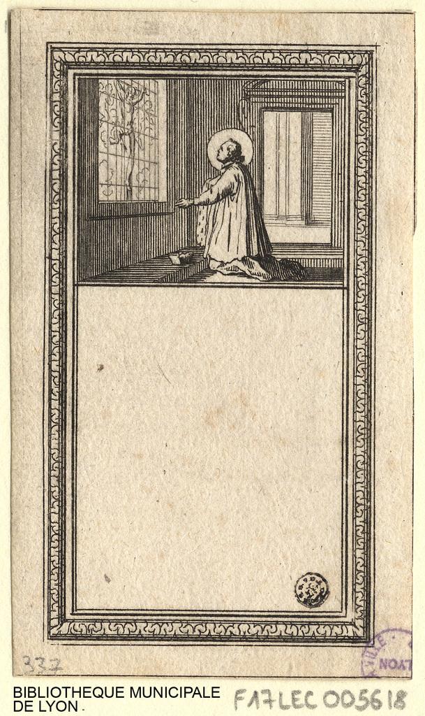 Saint Guillaume abbé