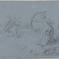The marriage of Hercules and Deianira